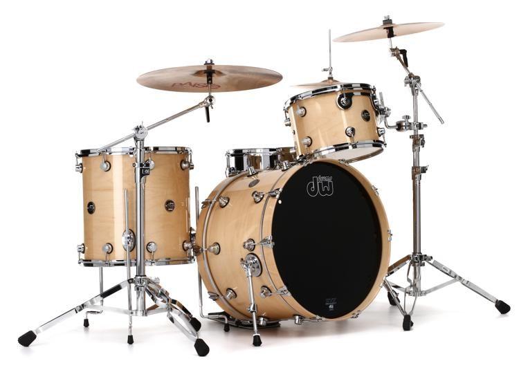Drum Set Performance NATURAL LACQUER 20\'\'/12\'\'/14\'\'