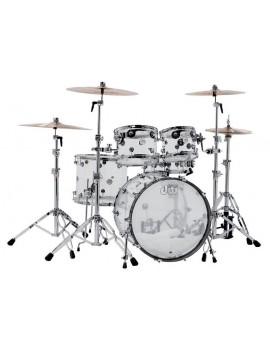 Drum Workshop Shell Set Design Acrilico 22\'\'/10\'\'/12\'\'/16\'\'/14\'\'