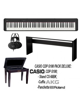 Casio CDP-S100 Pack Deluxe