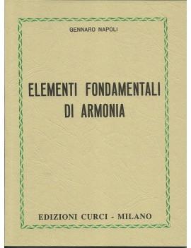 Elementi fondamentali di armonia di Gennaro Napoli