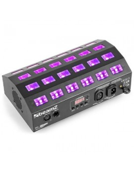 Flood24UV 24 x 3W UV 4 channels, DMX