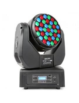 MHL373 Spot 37x3W RGB 14Ch DMX