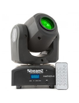 Panther 40 LED Spot Moving Head IRC