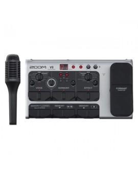 V6 Pedale multieffetto per voce