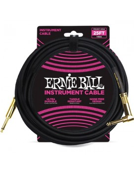 ERNIE BALL 6058 CAVO BRAIDED 7,62mt