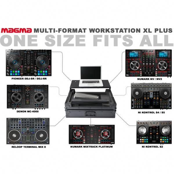 MAGMA MULTI FORMAT WORKSTATION XL PLUS