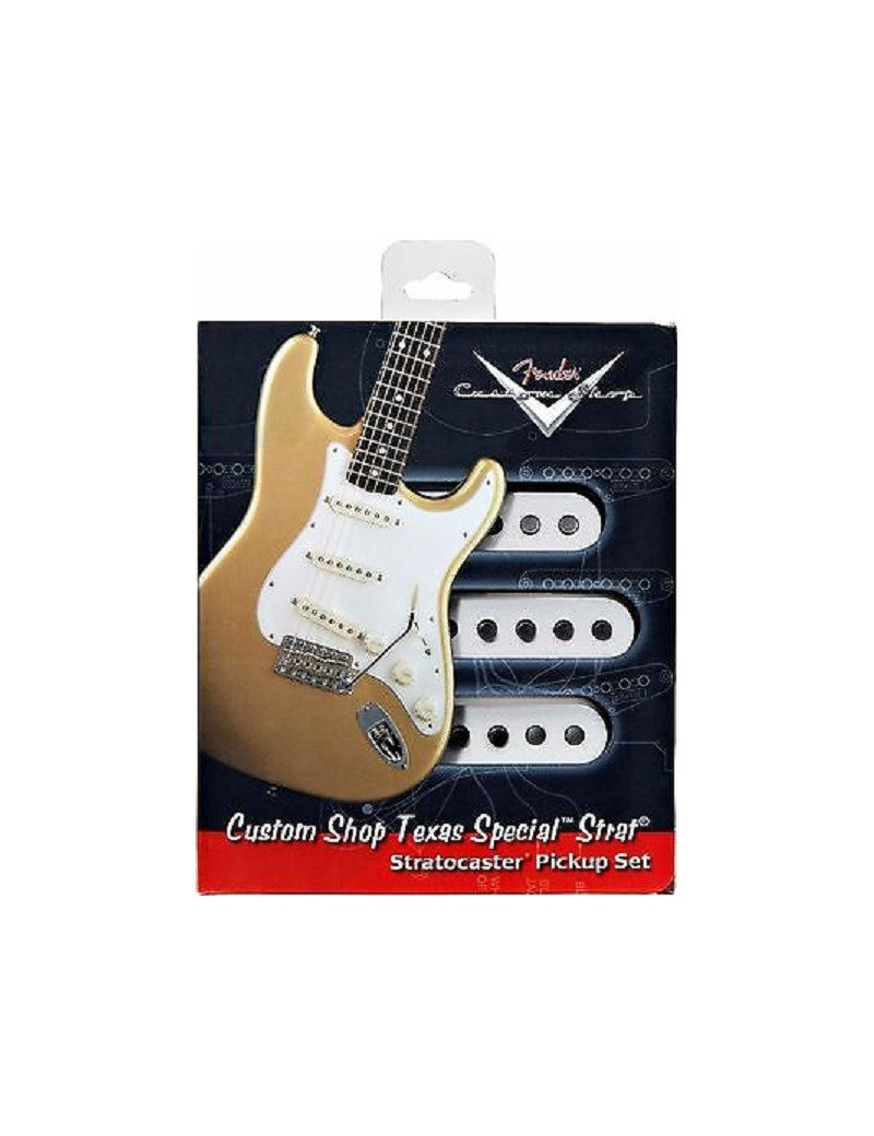 Fender Texas Special Strat Pickups WHITE