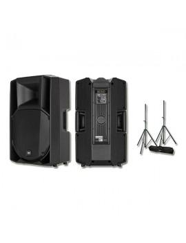kit stock RCF ART715-A MK4+Stativi
