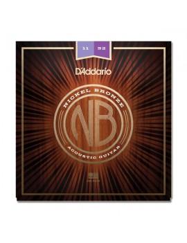 NB1152 SET AC NICKEL BRONZE...