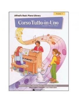 ALFRED CORSO TUTTO IN UNO VOL 4