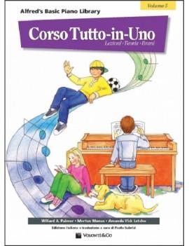 ALFRED CORSO TUTTO IN UNO VOL5
