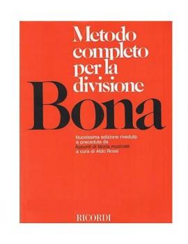 P. Bona Metodo completo per la divisione