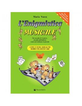 Vacca L\'enigmistica musicale Vol. 1