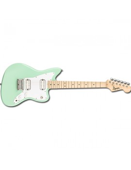 MINI JAZZMASTER HH Maple Fingerboard Surf Green