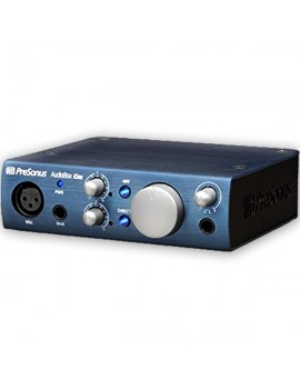 PRESONUS AUDIOBOX iONE Scheda audio USB 1in 2 out