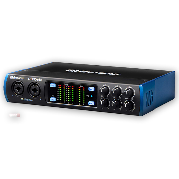 STUDIO 68C INTERFACCIA AUDIO USB-C