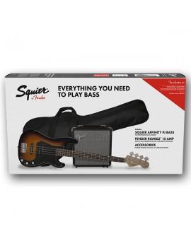 Affinity Precision Bass PJ Pack  Laurel