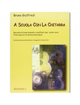 A Scuola Con La Chitarra DI Bruno Giuffredi