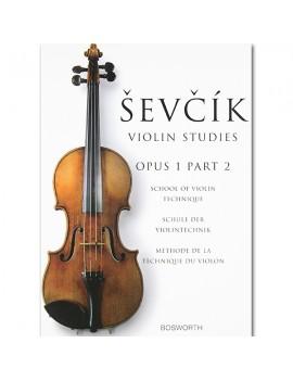 SEVCIK O. - STUDI OP.2 VOL.1