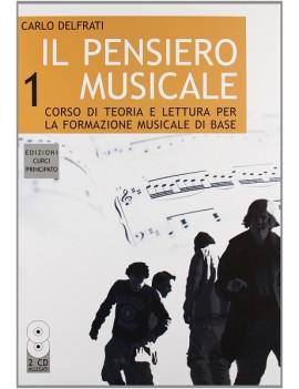 Il Pensiero Musicale Vol 1 Carlo Delfrati