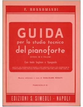 Rossomandi Guida per lo studio del Pianoforte Vol. 3