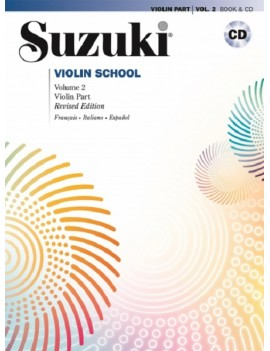 Suzuki Viola School Viola Part, Vol. 2 Revised