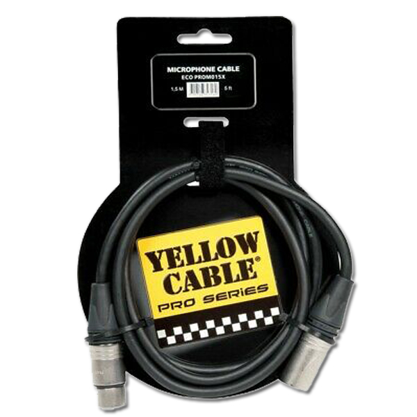 YELLOW CABLE - PROM06X
