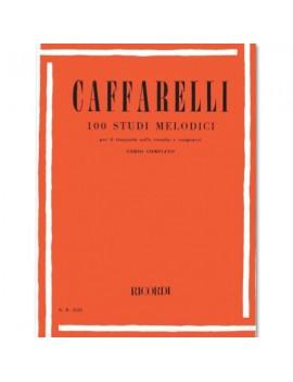 Caffarelli 100 Studi Melodici