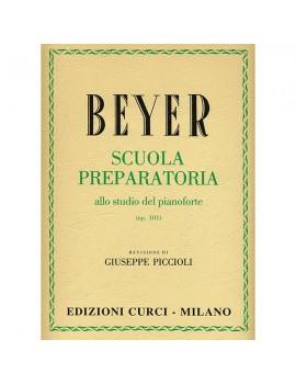 BEYER  SCUOLA PREPARATORIA OP 101