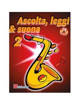 Ascolta, Leggi & Suona 2 sassofono contralto