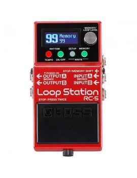 RC-5 EXP loop station