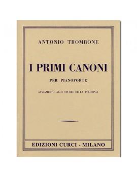 Primi Canoni Di Antonio Trombone