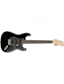 Affinity Stratocaster Laurel Fingerboard Black Pearloid Pickguard Black