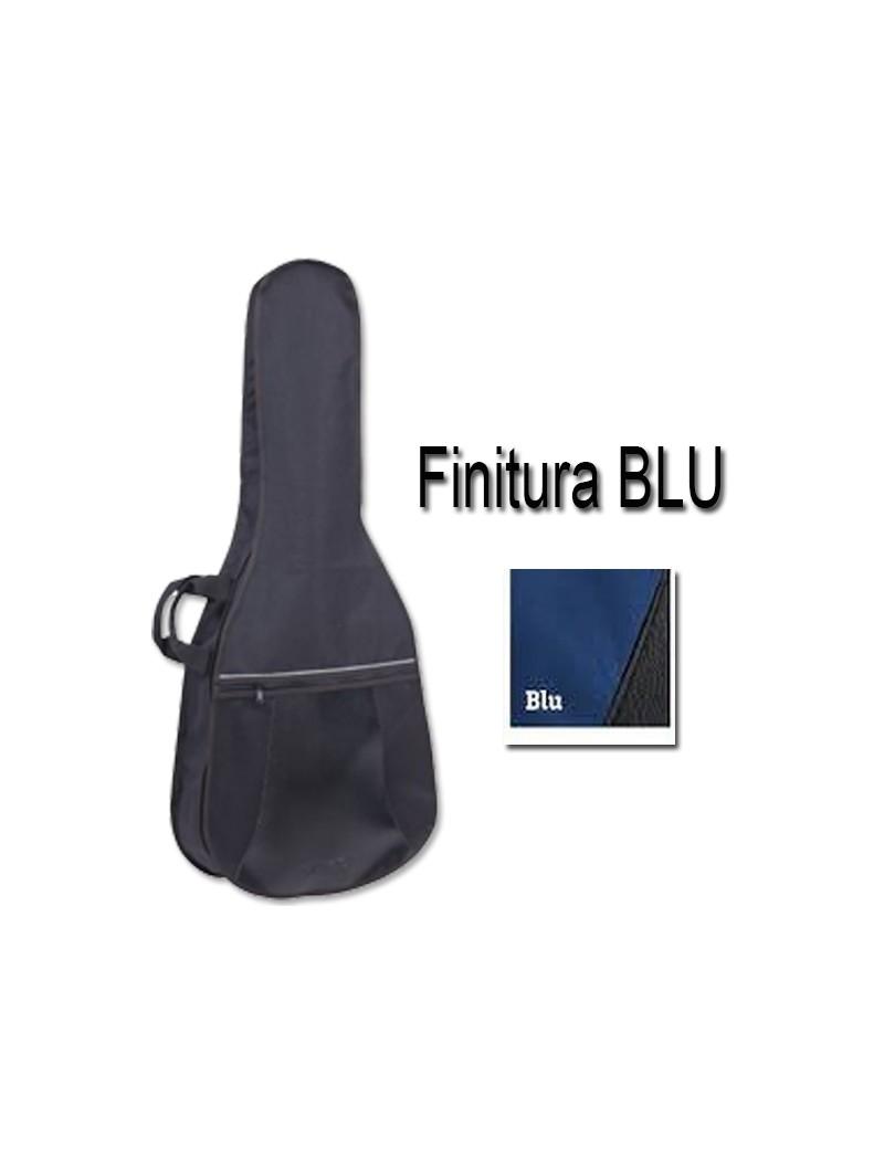 BX601 Blu BORSA PER CHITARRA CLASSICA
