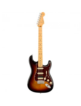 American Professional II Stratocaster HSS Maple Fingerboard 3-Color Sunburst