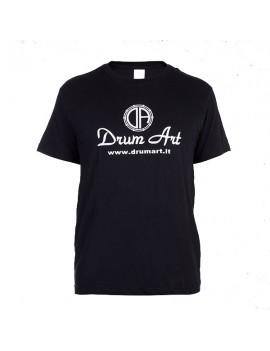 T-SHIRT DRUM ART Taglia L