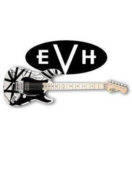 EVH stripes Black/White