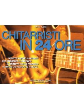 KENT P. - CHITARRISTA IN 24 ORE (METODO)