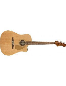 Redondo Player, Walnut Fingerboard, Natural