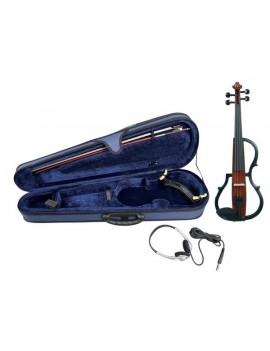 Gewa Violino Elettrico Marrone