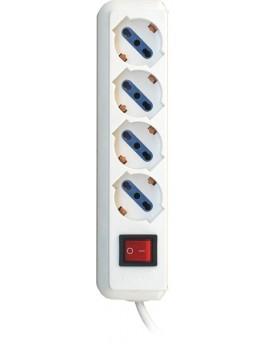 CC 9568 Multipresa elettrica a 4 posti (16 A - 1,5 Mt)