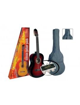 A.Martinez pack chitarra classica 4/4 con accessori