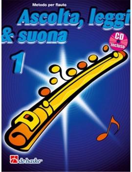 ASCOLTA LEGGI SUONA 1 Flauto + CD