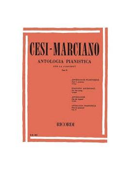 CESI MARCIANO ANTOLOGIA PIANIOSTICA FASC II