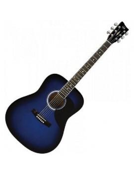 Chitarra acustica 3/4 Blue