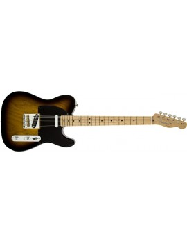 Classic Player Baja Telecaster®, Maple Fingerboard, 2 Tone Sunburst