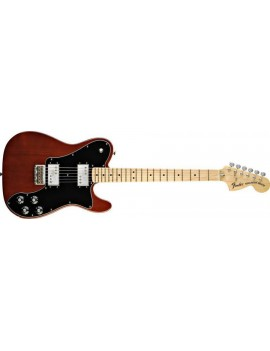 Classic Series '72 Telecaster® Deluxe, Maple Fingerboard, Walnut