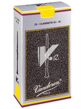 Confezione 10 Ance 3 1/2 V12 Clarinetto Sib Vandoren