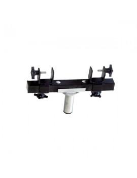 ADT-05 Adattatore articolato con tubo Ø 50 mm per tralicci da 23 a 50 cm