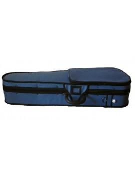 Custodia Violino 4/4 Sagomata Ultraleggera azzurra